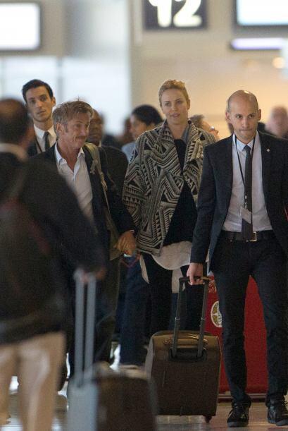 Se dice que la pareja iba regresando de París, ¿acaso pasa...