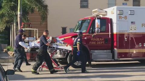 Buscan al sospechoso de herir a un hombre en un restaurante de Hialeah