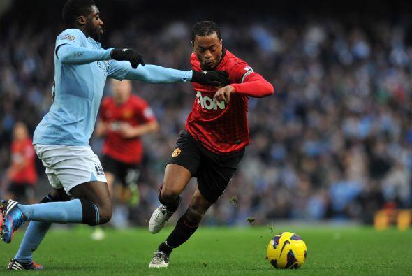 El United vio cómo luego de un gol que le anularon, y que causó polémica...