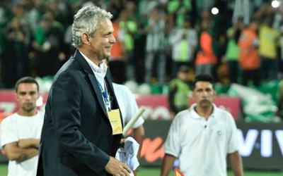 Reinaldo Rueda, Atlético Nacional