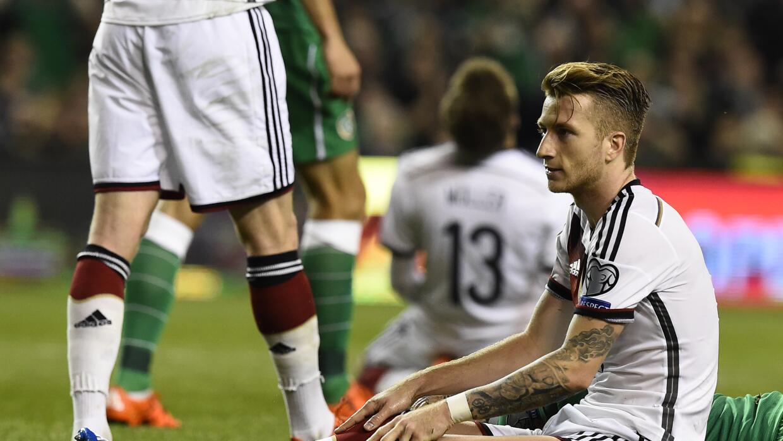 Alemania vs. Irlanda