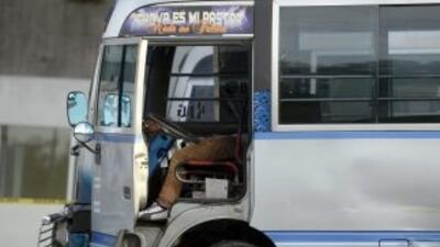 Al menos cinco choferes de autobús fueron asesinados durante la última s...