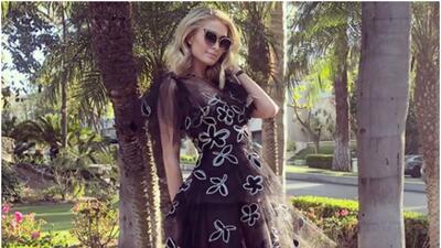 Ya sabemos cómo será el vestido de novia que usará Paris Hilton en su boda