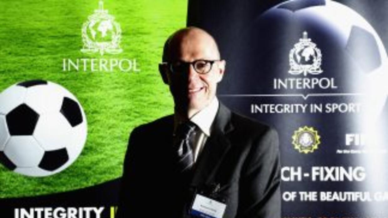 La FIFPro y organismos como Interpol trabajan en conjunto para acabar co...