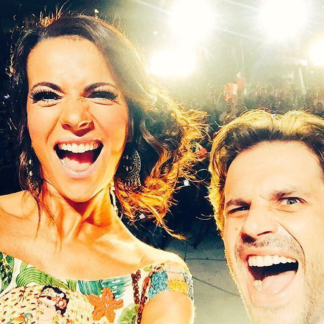 Cecilia y Mark