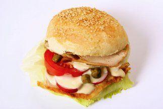 HAMBURGUESA DE PAVOEste tipo de carne es muy buena para sustituir la de...