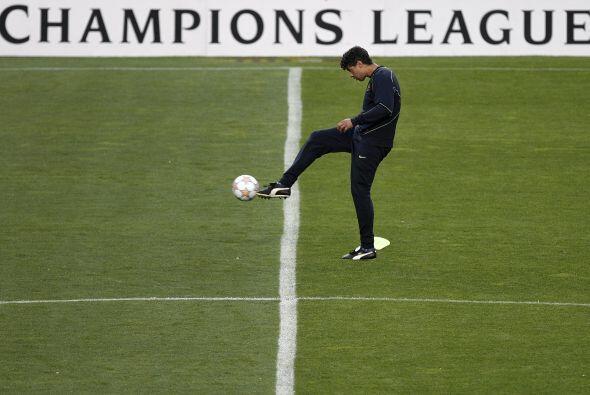 El ex del Barcelona tiene toda la simpatía de Cruyff pues vivieron grand...