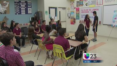 Preocupada Junta Escolar de Miami por aumento de estudiantes