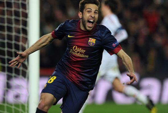 Era el 4-0 final. Regreso del mejor Barcelona y pase a cuartos de final.