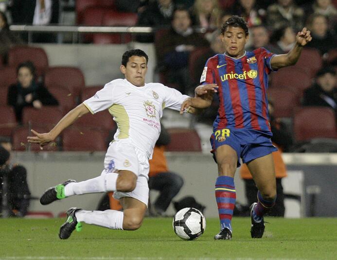 Los pasos de Jona Dos Santos: de promesa del Barça a fichar con Los Ange...