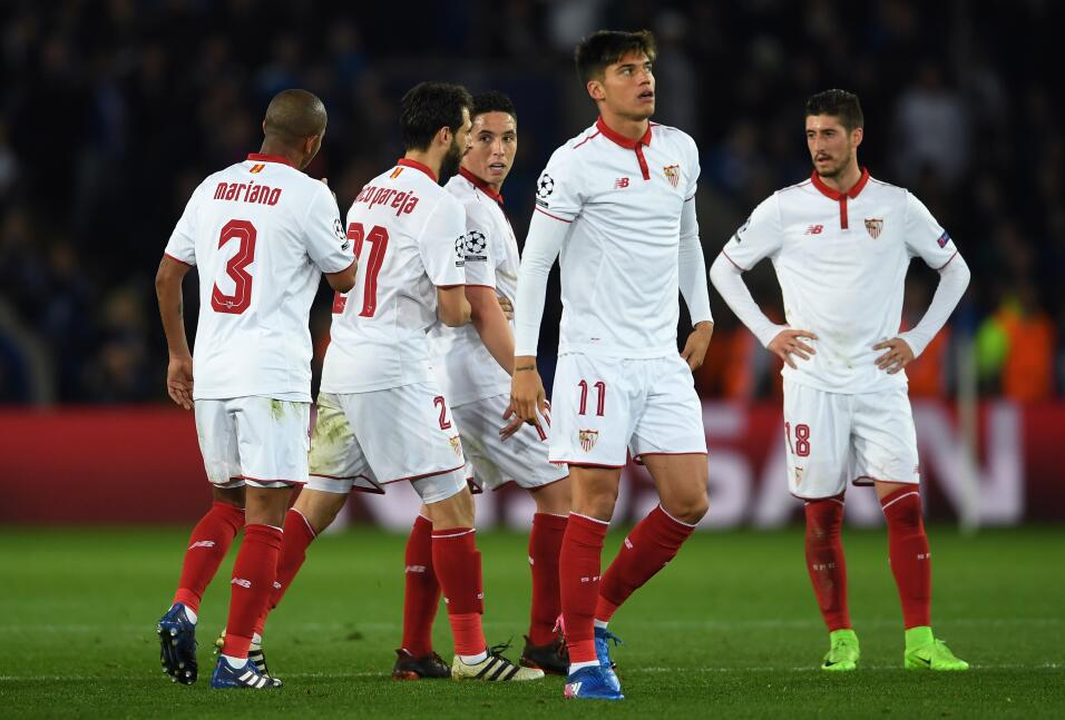 8. Sevilla (España - UEFA) / 248 puntos