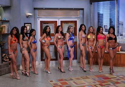 """Las aspirantes a Miss República estuvieron presentes en el estudio de """"E..."""
