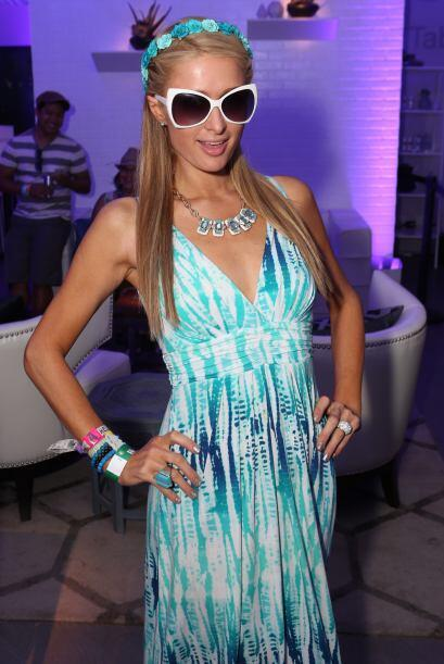 Paris Hilton visitó un sinfín de eventos. Mira aquí...