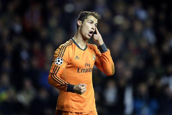 Cristiano Ronaldo y sus compañeros no son ajenos a los reclamos arbitral...