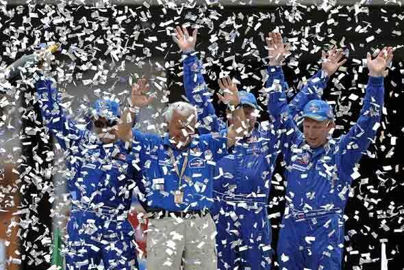 El Rally Dakar volverá a Sudamérica por cuarta osación en el 2012.