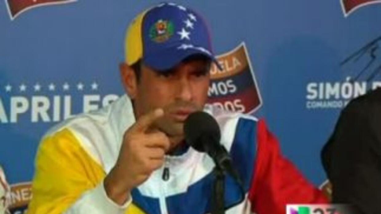 Henrique Capriles visitará Miami este domingo