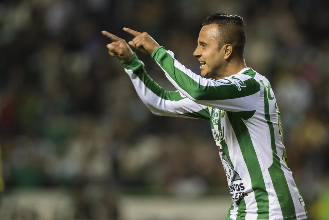 7. Luis Montes (Club León) - 837,336 seguidores