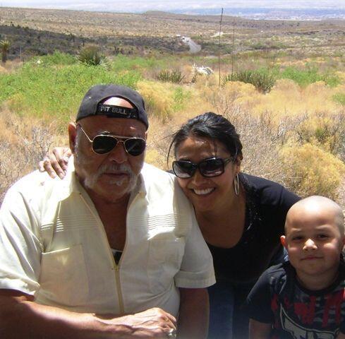 """Diana Solís nos platica: """"Mi padre es una persona que siempre me enseñó..."""