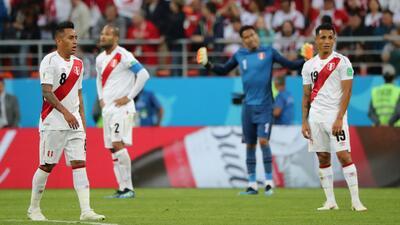 EN VIVO: Con Yoshimar Yotún como titular, Perú cae 1-0 frente a Francia
