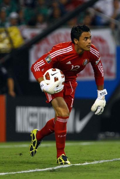 Alfredo Talavera (7): El portero de la Selección Mexicana no tuvo mucha...