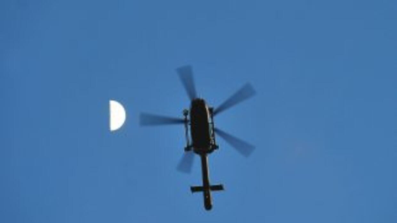 Un helicóptero médico se estrelló en Manchester, Kentucky. Mueren los tr...