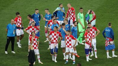Croacia, indudablemente la mejor sorpresa del Mundial de Rusia 2018