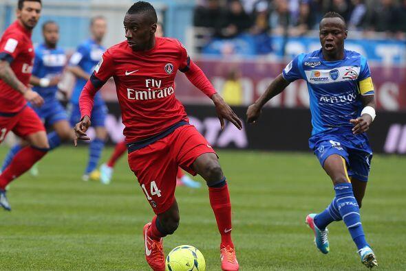 Ahora desde la Ligue 1 francesa contamos con el volante del París...