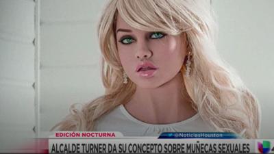 """""""No es el tipo de negocios que buscamos atraer"""": Turner sobre la apertura de un negocio de muñecas sexuales"""