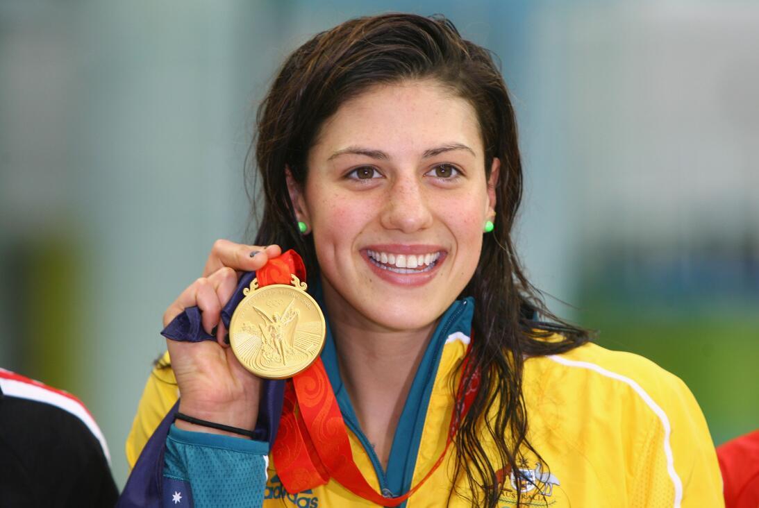 Stephanie Rice, la hermosa campeona Olímpica que se dedica a la motivaci...