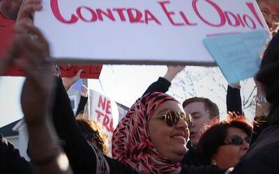Muslim, Latina and female: triple discrimination