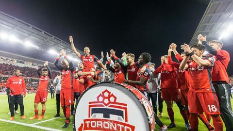 Toronto FC, el 'Superlíder' de la MLS.