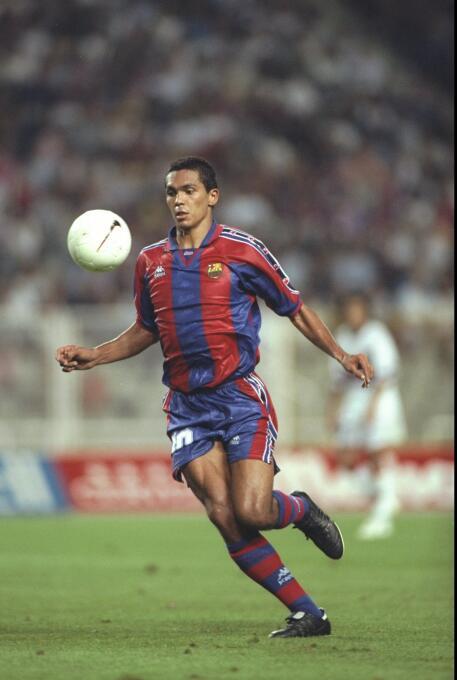 Otro que debutó ese día y marcó fue el brasileño Giovanni Silva, que lle...