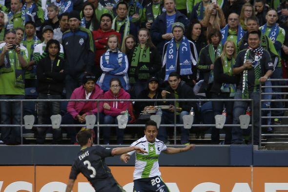 El equipo mexicano derrotó 1-0 al Seattle Sounders en el partido...