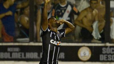 Vasco da Gama 1-1 Corinthians: Corinthians se consagra campeón del Brasileirao