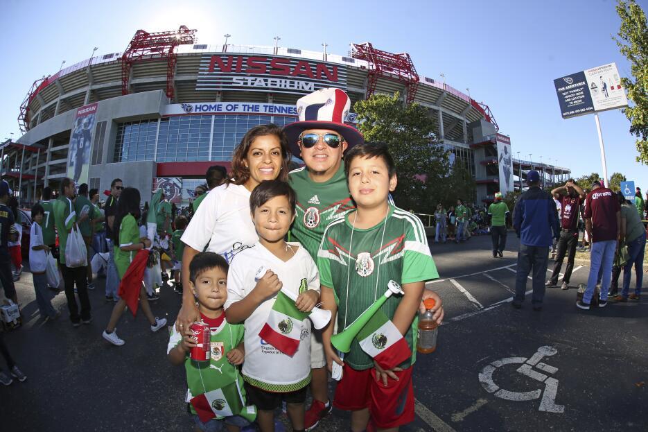 Nissan Stadium: Un estadio querido por los amantes del fútbol alberga po...