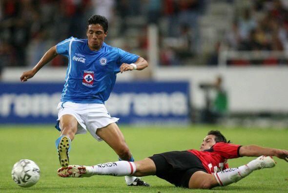 Alberto Rodríguez fue uno de los jugadores que llegó a la institución ce...