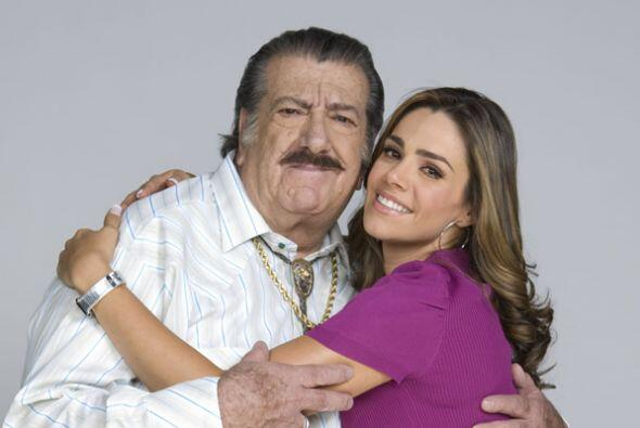 "El legendario comediante Pedro Weber ""Chatanuga"" da vida a Don Gastón de..."