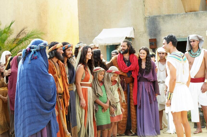 Así se vivió el gran desenlace de 'José de Egipto'