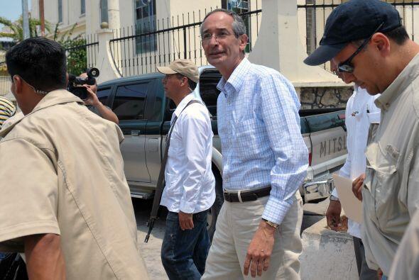 El encuentro es en la ciudad de Antigua, a 45 kilómetros al oeste de la...
