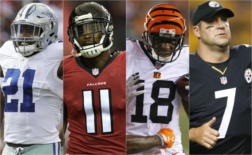 Figuras NFL Semana 4