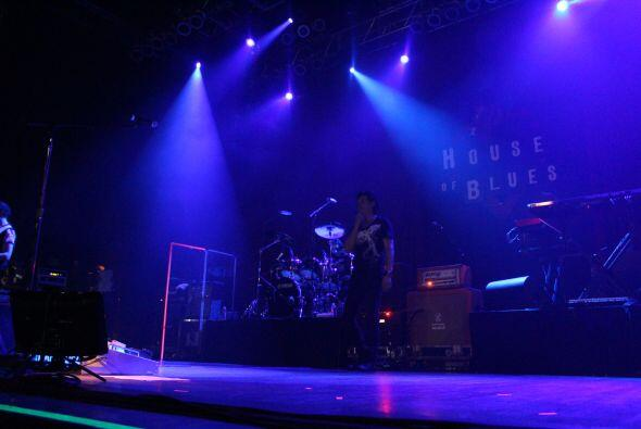 Caifanes llegó con su gira hasta el House of Blues en Dallas, don...