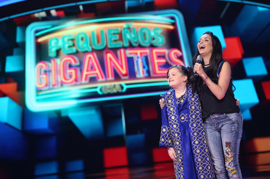 Las mejores fotos del séptimo show de Pequeños Gigantes USA.