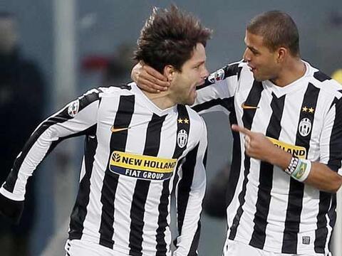 La jornada 27 de la Liga italiana arrancó con partidos de altas e...
