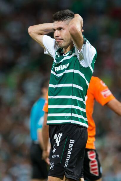 Sorpresivo para propios y extraños la noticia de que Oribe Peralta llega...