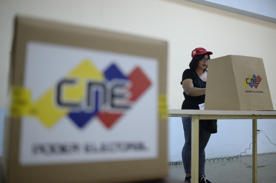 Voto Venezuela