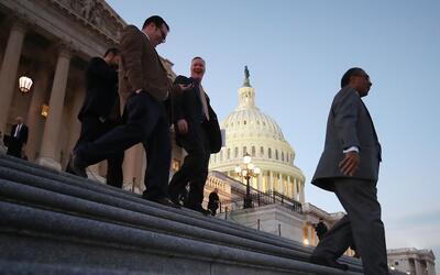 El contrl del Congreso se define en 2018 y será crucial para la a...