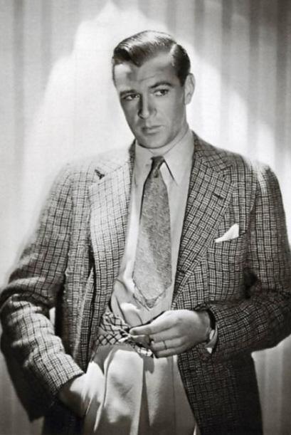 Gary Cooper gozó de una carrera que inició en 1925 y se extendió hasta l...