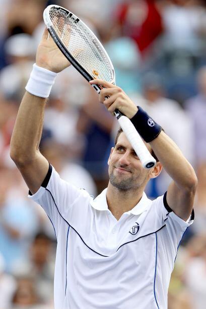El número 1 del mundo, Novak Djokovic[1] derrotó al ucraniano Alexandr D...