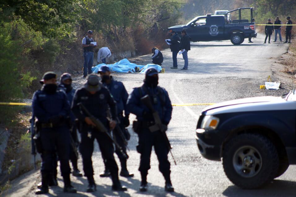 Con el presidente Enrique Peña Nieto el combate al crimen organiz...