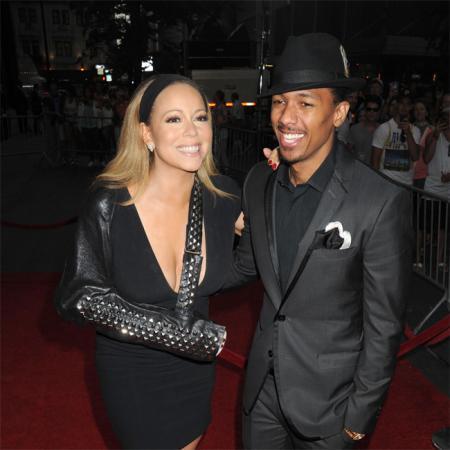 Mariah Carey y Nick Cannon antes de su separación